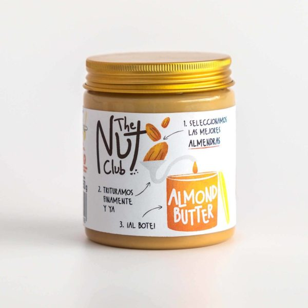 Almond butter   The Nut Club