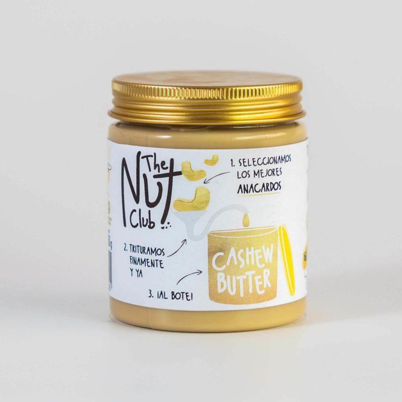 Crema de Anacardos | The Nut Club