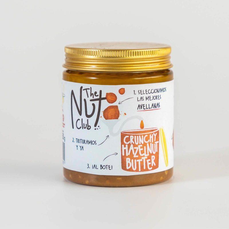 Crema Crunchy de Avellanas | The Nut Club