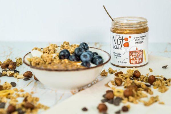receta con crema de avellanas | The Nut Club