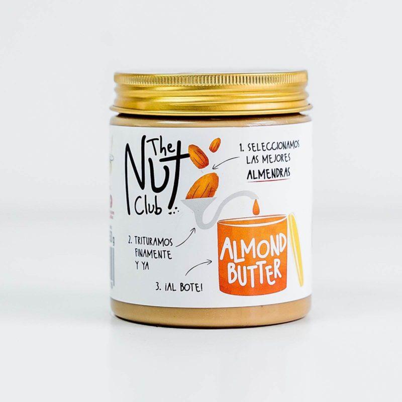 Crema de almendras | The Nut Club